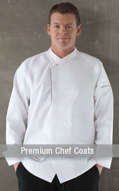 Premium Chef Coats & Chef Jackets