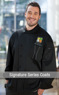 Signature Series Chef Coats & Chef Jackets