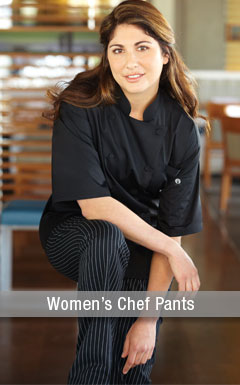 Women's Chef Pants