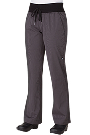 Womens Comfi Pants: Deep Gray